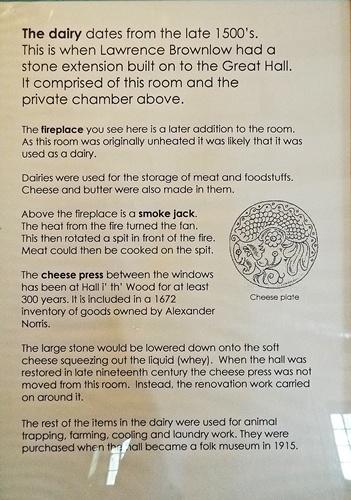 Copy of Inside Hall i' th' wood 004