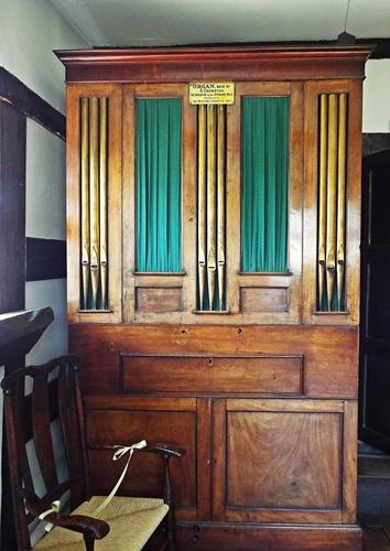 Copy of Inside Hall i' th' wood 019