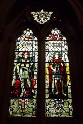 St. George & St. Michael