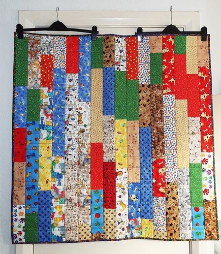 Copy of dog quilt 002