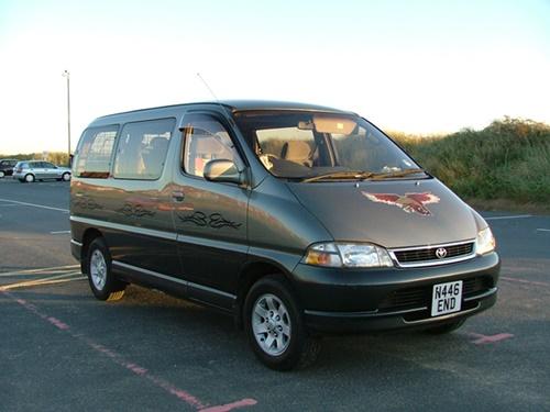 New van (Granvia) - Oct. 08 003 - Copy