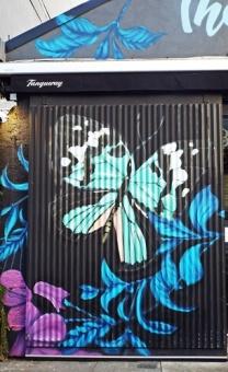 The Botanical Garden Bar - artist unknown
