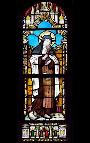 Carmelite St. Francis