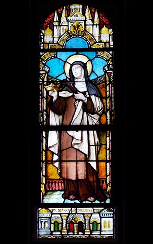Carmelite St. Joan of Toulouse