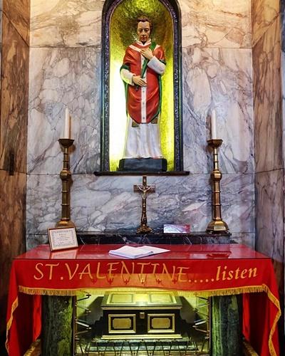 Carmelit church St.Valentine - Copy