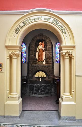 Carmelite church shrine 1 - Copy