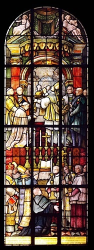 Immaculate Conception Window 1