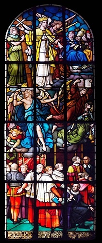 Immaculate Conception Window 3