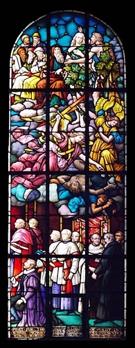 Immaculate Conception Window 4