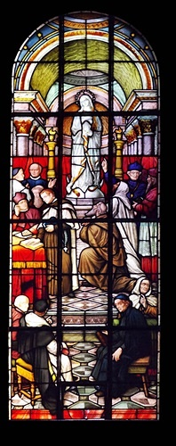 Immaculate Conception Window 2