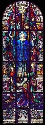 Rosary Window 4