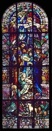 Rosary Window 3