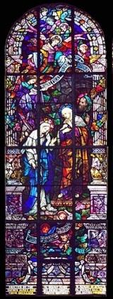 Rosary Window 2