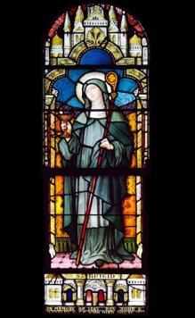 Irish St. Brigid