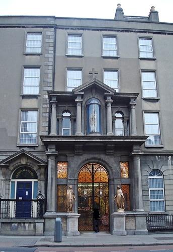 Whitefriar_Street_Carmelite_Church exterior