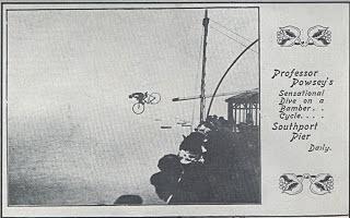Bicycle dive 2