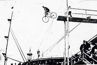 Bicycle dive