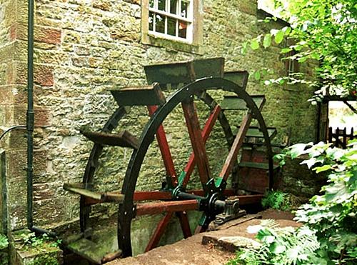 Priest's Mill, Caldbeck